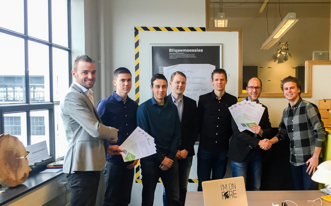Bliqsem investeert in start-up