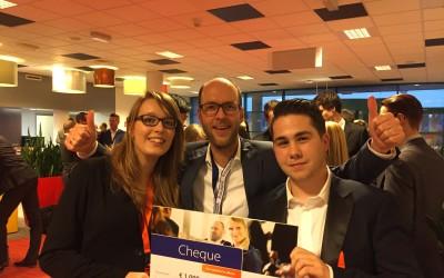 Talent spat ervan af tijdens Fontys Best Business 2016