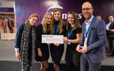 Bliqsemprijs Fontys Best Business naar Shoewall