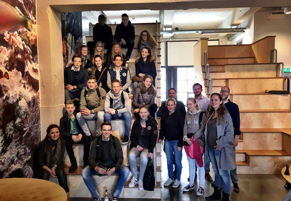Bliqsemsessie Rabobank Dommelstreek & Strabrecht College