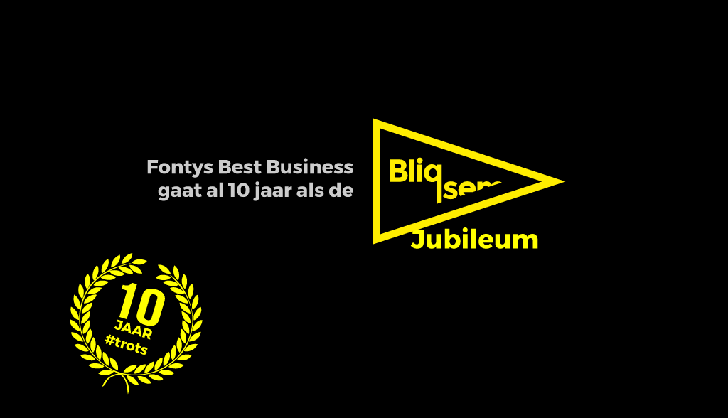 10 jaar Fontys Best Business