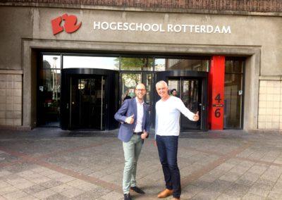 Team Training Hogeschool Rotterdam