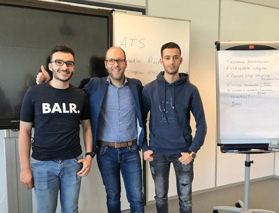 Netwerktraining voor Summa College onderwijsassistent in Eindhoven
