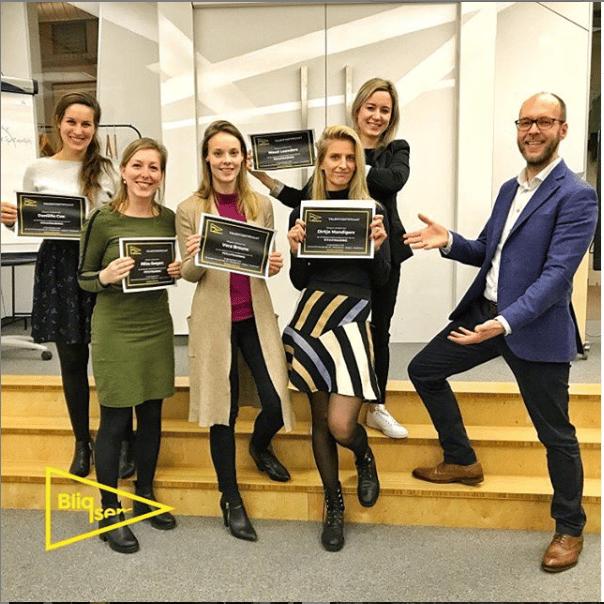 Elevator pitch voor jonge advocates