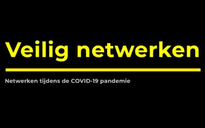 Netwerken tijdens de COVID-19 pandemie